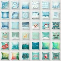 "18"" Winter is Coming Polyester Home Decor Cushion Cover Throw Pillow Case"