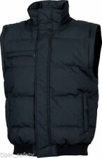 Abrigos y chaquetas de hombre grises de poliéster talla S