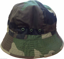 Unbranded Cotton Blend Army Hats for Men