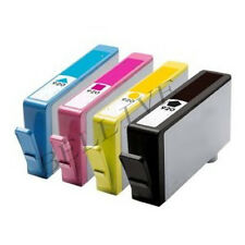 5 CARTUCCE PER HP 364 XL Officejet 4620 4622 Deskjet 3520 3522 3524 e-All-in-One