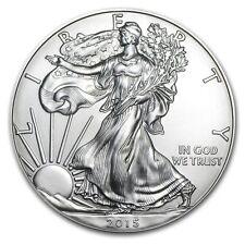 2015 1 oz. American Silver Eagle, Gem BU w/ No Marks/Spots!    Buy 2 & Save $1