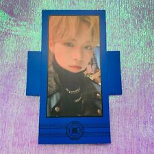 TOO Jaeyun Reason For Being:仁 (dysTOOpia Ver.) Official Folding Photocard