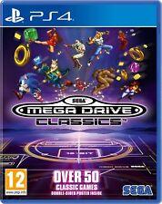 SEGA Mega Drive Classics Ps4 PlayStation 4