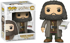 "FUNKO POP HARRY POTTER RUBEUS HAGRID WITH CAKE 6"" SUPER SIZED VINYL FIGURE"