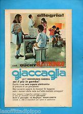 ALTOP971-PUBBLICITA'/ADVERTISING-1971- GIACCAGLIA - DUCHY ORGANO ELETTRONICO