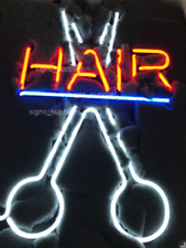 New Haircut Barber Shop Beer Bar Gift Pub Neon Light Sign 24''X20""