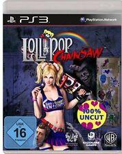 Sony PS3 Playstation 3 Spiel ***** Lollipop Chainsaw ********************NEU*NEW