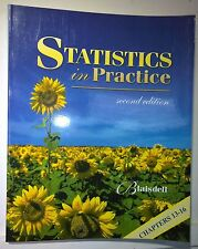Statistics in Practice: Chapters 13-16, Blaisdell, 1998, Saunders