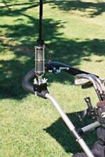 Carry-Well Golf Cart Umbrella Holder ~ Hands Free Protection From Sun Or Rain