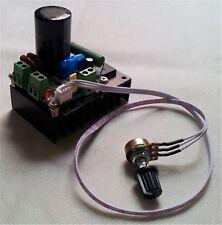 12V 24V 48V 110V 5V-110V Max 10A DC Motor Speed Control PWM MACH3 Speed Control