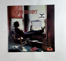 JOHN BRYANT S/T LP Polydor PD 5520 US 1971 SEALED PROMO Rock 3G