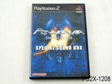 Psyvariar Complete Edition Special Sound Box Playstation 2 Japanese Import PS2 J