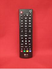 MANDO A DISTANCIA ORIGINAL TV LG // 43LW310C