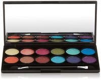 Technic Electric Eyes Palette - Eyeshadow Shimmer Sparkle Glitter Makeup