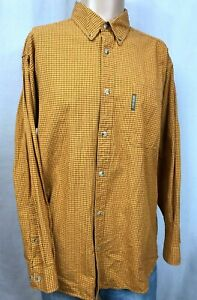 Columbia Mens Casual Button Down Shirt Size Large (?)