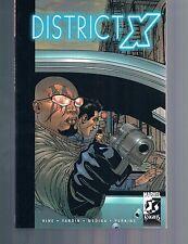 District X Vol 1: Mr. M TPB 2005 Mutopia House of M Marvel Knights Comics