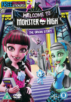 Monster High: Welcome to Monster High DVD (2016) Stephen Donnelly cert U