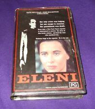 ELENI VHS PAL KATE NELLIGAN JOHN MALKOVICH 1985