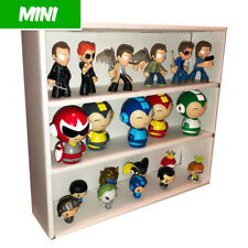 Display Geek - Mini Display Cases for Mystery Minis, White Corrugated Cardboard