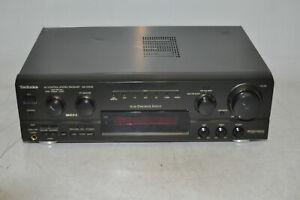 Technics SA-AX530 AV Control Stereo Receiver HiFi Verstärker SA AX 530 Audio