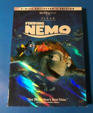 Finding Nemo (Two-Disc Collector's Edition) - DVD - Excellent -  W/ Slip Cover