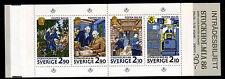 Schweden MH 116 **, Briefmarken-Ausstellung Stockholmia 1986