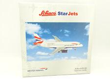 Schuco Star Jets 1/200 - Avión Airbus A319 100 British Airways