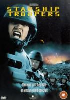 Starship Troopers Paul Verhoeven Casper Furgoneta Dien Touchstone GB DVD Nuevo