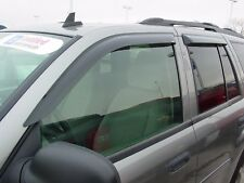 2004 - 2007 Buick Rainier Wind Deflectors Tape-on