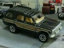 Model Years 1963 - 1991 AMC Jeep Grand Wagoneer Limited 4x4 in 1/64 Scale K16