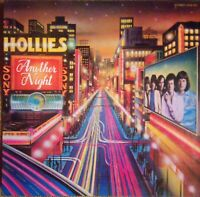 Hollies - another night (1975) Polydor Vinyl LP 24 38 102 (Germany) FOC vg