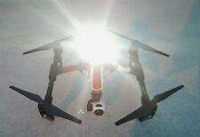 ARC RED CREE STROBE SPOT LIGHT DJI INSPIRE PHANTOM MAVIC AIR SPARK RC PLANE