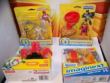 Imaginext Justice League Red Tornado Power Rangers Scorpina Ion crab Monsters