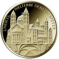 Deutschland - 100 Euro 2019 - Dom zu Speyer - A - Berlin - 1/2 Oz Gold ST