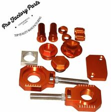 KTM Factory Racing Billet Kit Orange Sxf Sx Exc-f 125 250 350 450 530