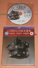Cabin in the Woods HMV Exclusive Blu Ray Steelbook Error Version + Extra Disc