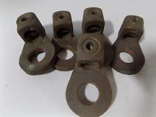 Brass Connector Lugs Pu-/1-T 11147 500-800 Lot Of 5