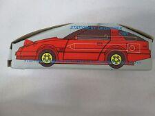 BTC Stationery Organizer Car