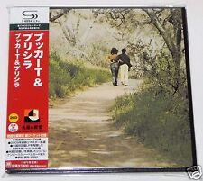 Booker T. & Priscilla JAPAN 2SHM-CD Mini LP w/OBI  UICY-94250-1