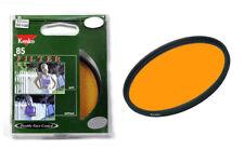 Kenko 85 58mm FILTER KENKO decrease color temperature to3400 k