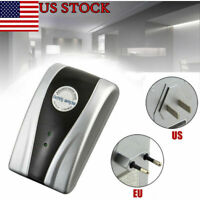 1-100Pcs Power Electricity Saving Box Energy Saver Save Home Device US/EU Plug