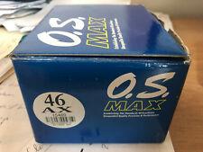 OS Max 46 AX motor