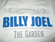2014 Billy Joel Madison Square Garden Nyc Concert Tour (Sm) Shirt The Piano Man