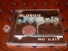 Blondie - No Exit   Cd ..... New