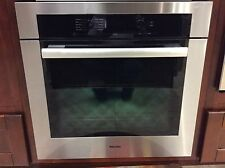 """H6180BPCTS-MIELE 30"""" CONTOUR LINE SINGLE WALL OVEN, DISPLAY MODEL"""
