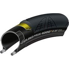 Continental Grand Prix 4000s II Folding Tire 700 X 25c 330 TPI 2 Pcs Black