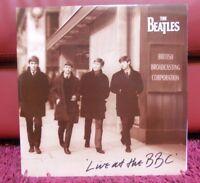 THE BEATLES LIVE AT THE BBC - DOPPIO LP VINILE - NUOVO PRIMA STAMPA 1994