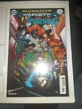 Nightwing #11A (2016 Series, DC Universe ReBirth, February 2017, DC)
