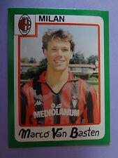 FIGURINA CALCIO FLASH EUROFLASH 90 MILAN N.218 VAN BASTEN (NO PANINI) NEW- FIO