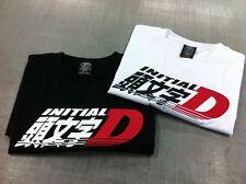 INITIAL D logo T-Shirt JDM AE86 Sprinter Skyline WRX